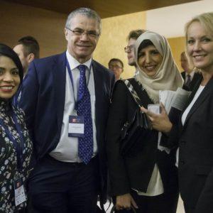 Kenna Bravo, Alexander Medvedev, Mahdjouba Belaifa, Andrea Pánczél