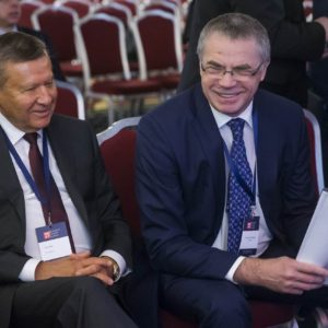 Viktor Zubkov, Alexander Medvedev